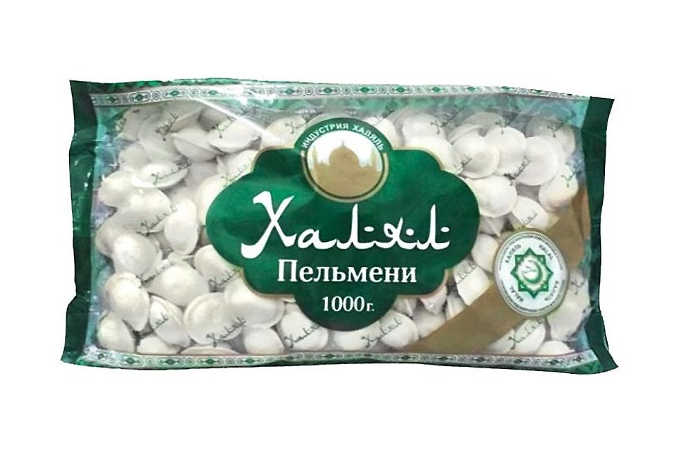 Пельмени Халяль 1000 г.