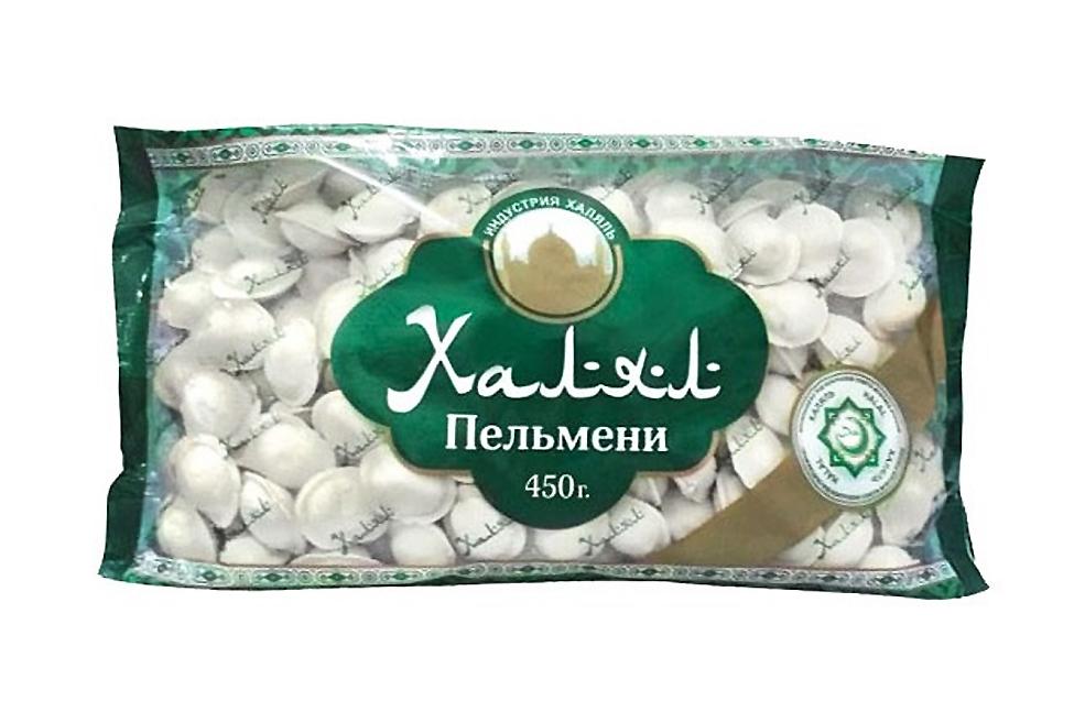 Пельмени Халяль 450 г.