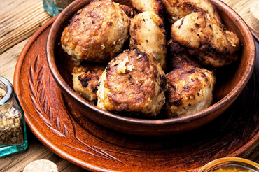 Котлеты из курицы Халяль